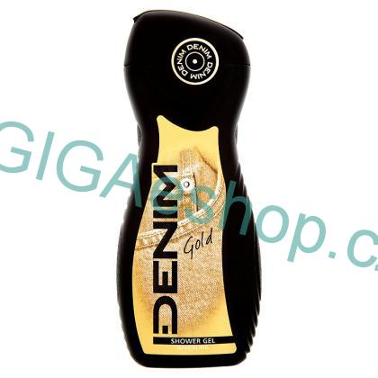 DENIM GOLD SPRCHOVÝ GEL 250 mlDenim Gold Sprchový gel 250 ml