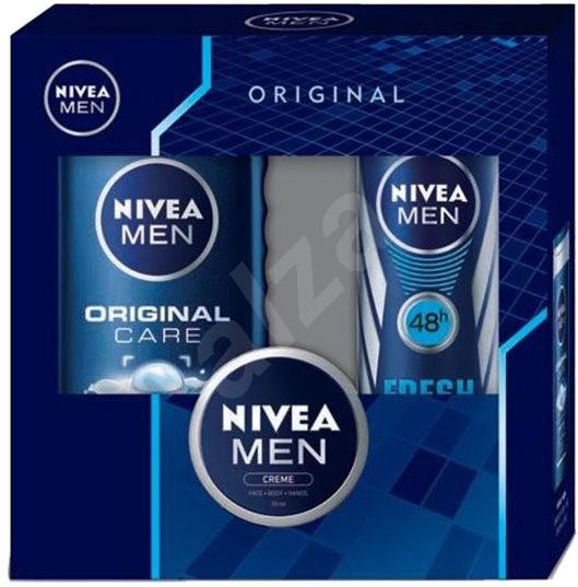 NIVEA MEN kazeta Original Care & Creme
