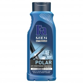 Fa Men Xtreme Polar sprchový gel 400ml
