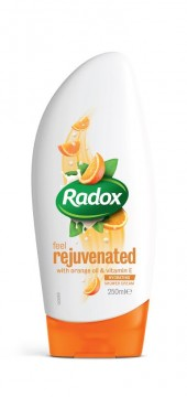 Radox Feel Rejuvenated sprchový gel 250ml