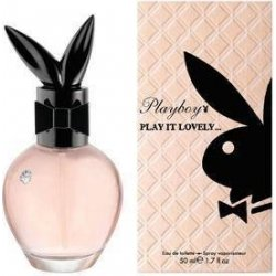 PLAYBOY PLAY IT LOVELY Toaletní voda - sprej 30ml