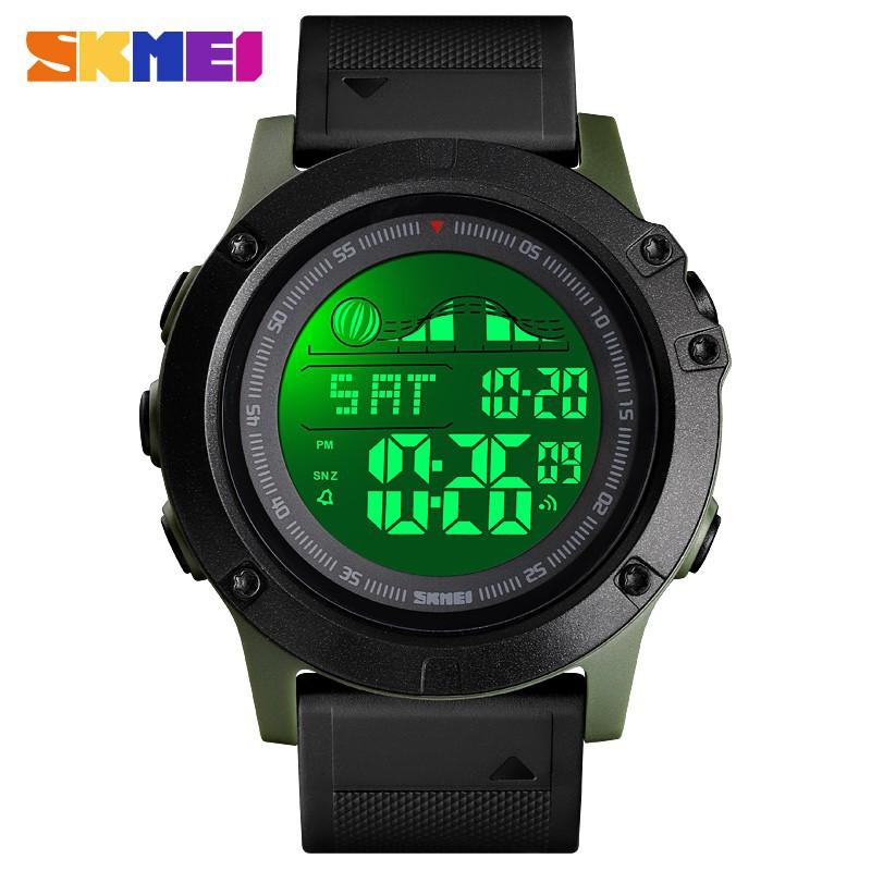 HODINKY SKMEI 1476 - VODOTĚSNÉ (Pánské sportovní digitální vodotěsné hodinky 50m)